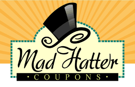 Mad Hatter Coupons logo