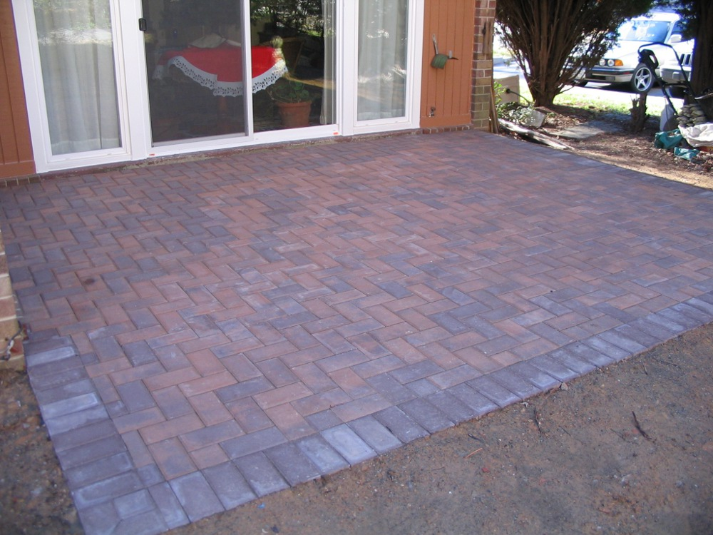 20 Of the Best Ideas for Brick Patio Patterns  Best