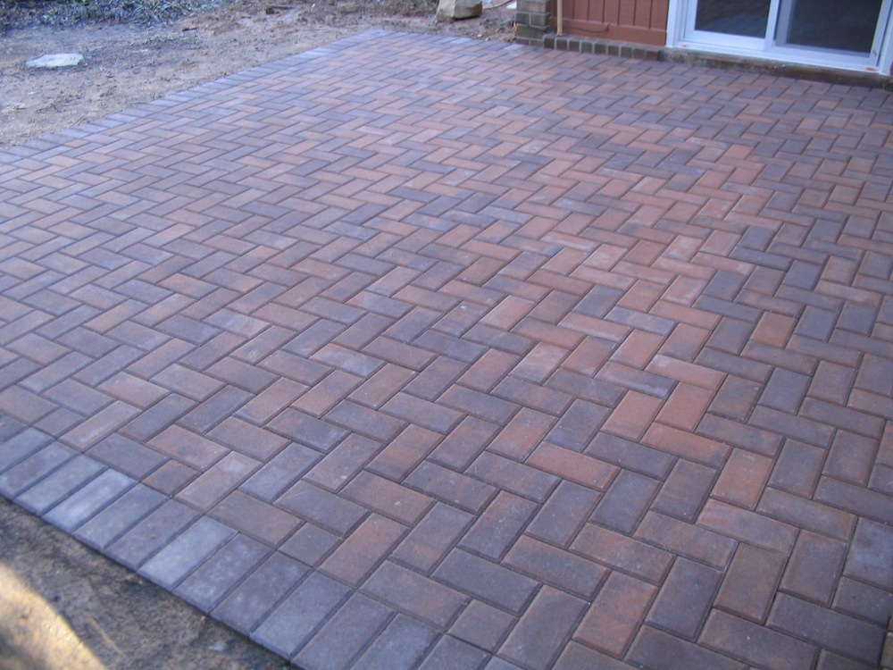 1000 images about brick patio on Pinterest