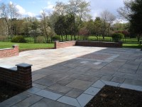 Flagstone Patios - Emerald Landscaping