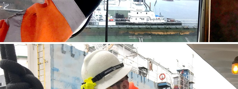 ALERT2 Man-Overboard System at Tidewater Barge Lines