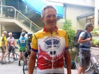 A jersey from Bainbridge Island . . .