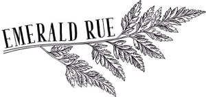 Emerald Rue Films Logo