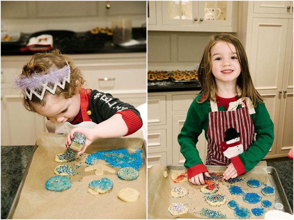 Holiday Baking with Family
