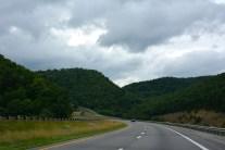 West Virginia Mountain Road 2