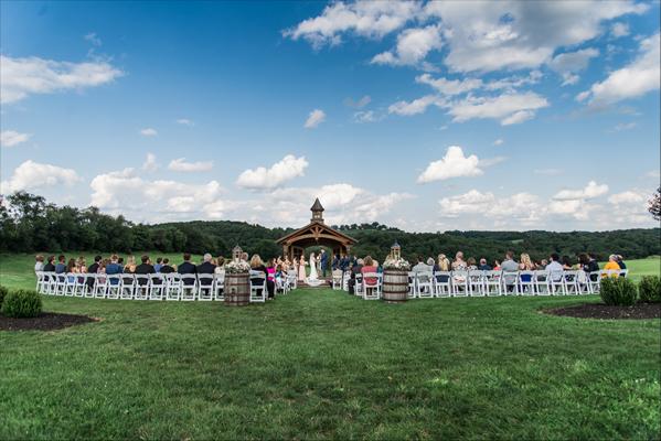Why We Love Wyndridge Farm Weddings