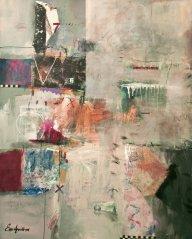 Earl Hamilton - Subconscious Dream, Acrylic on Canvas