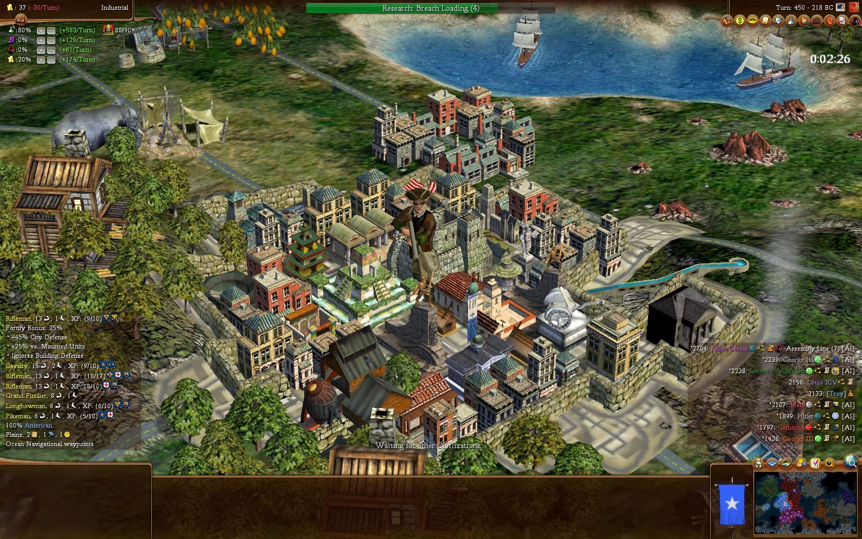 Civilization 4 Mods