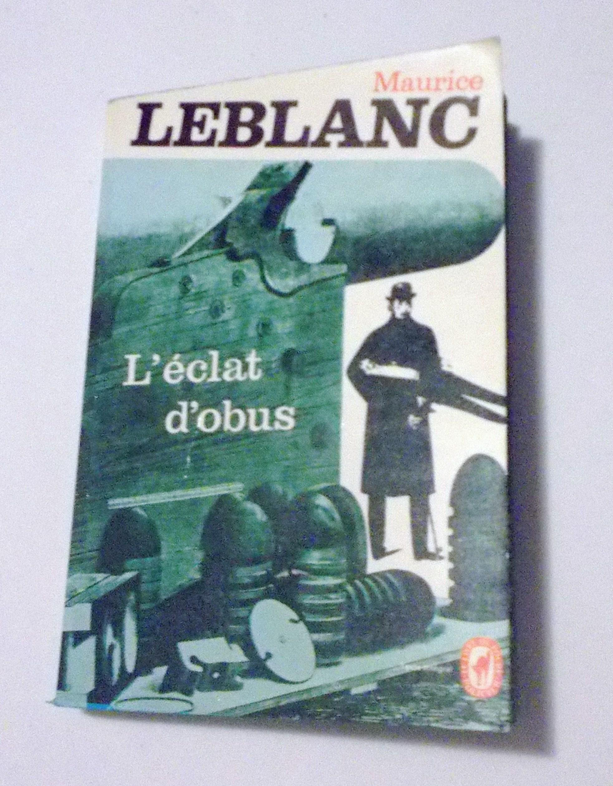Obus Porte De La Chapelle : porte, chapelle, Présence, D'Arsène, Lupin, L'éclat, D'obus, Emerancega