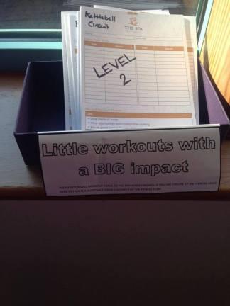 Big workout
