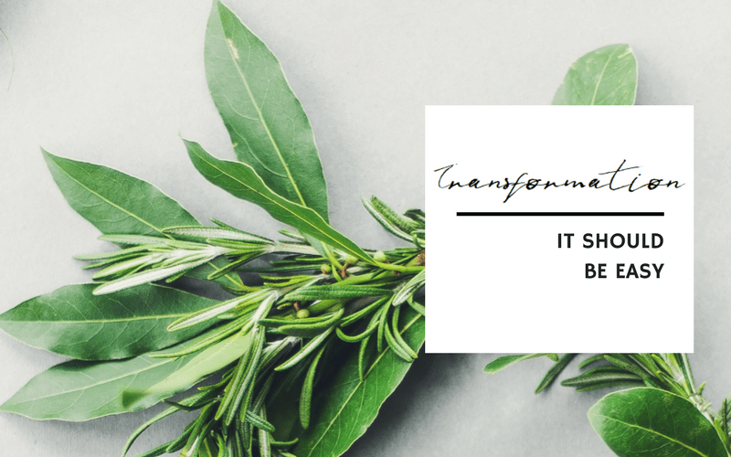 It should be easy - a blog about transformation | www.EmergeAndBloom.com