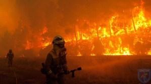 Incendios de Galicia