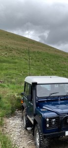 Radioaficionados colaboran en el rescate de un motorista.