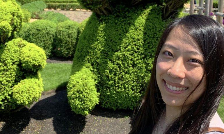 portrait of Doctor Lisa Chan