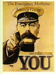 EMIG Needs You!