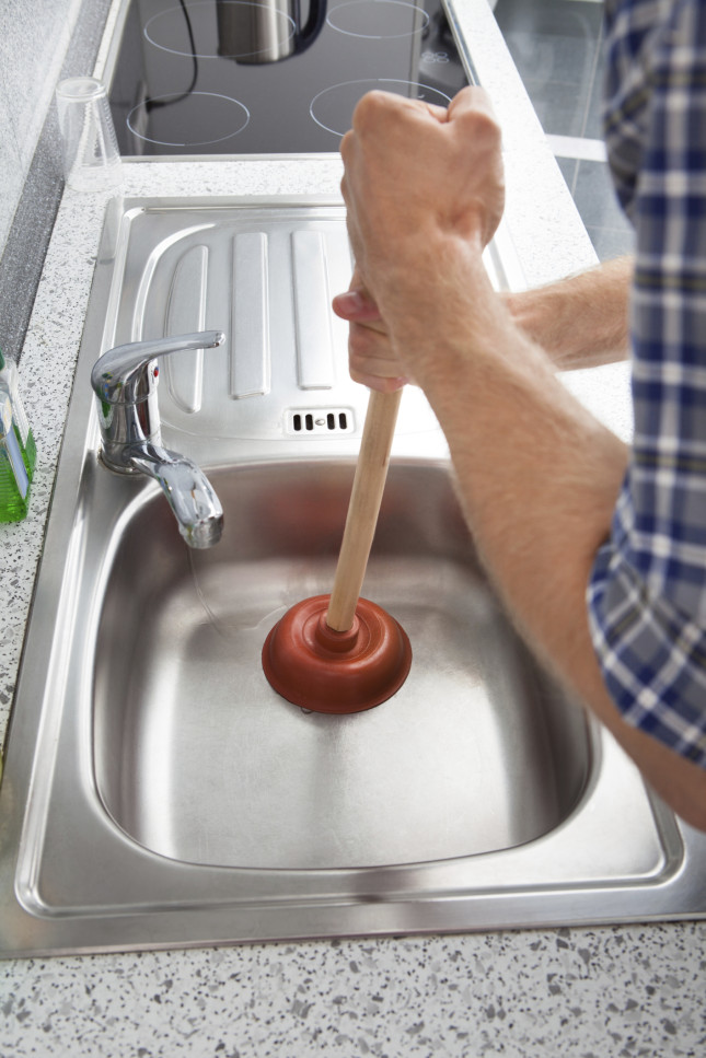 How to Clear Clogged Drains