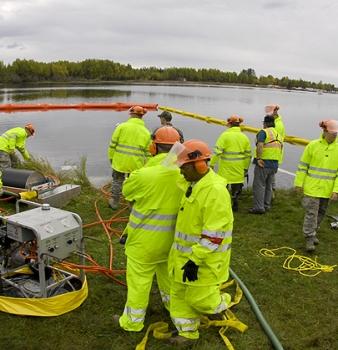Emergency Preparedness for Hazardous Spills