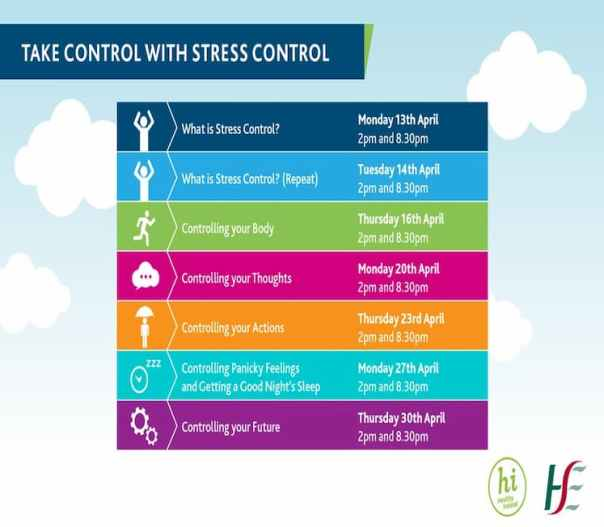 Stress Control Online