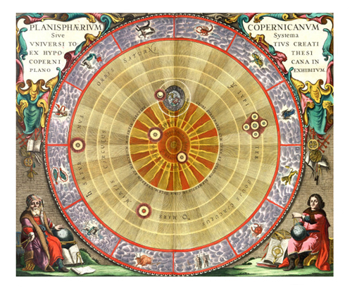 Copernicus map 500