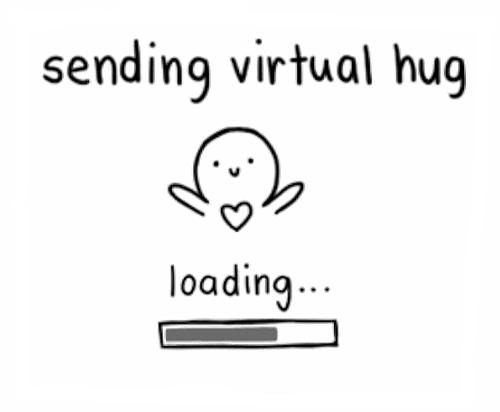 Virtual hug 2