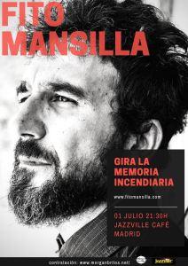 FITO MANSILLA @ JazzVille Café
