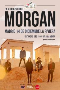 MORGAN @ Sala La Riviera