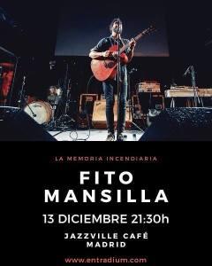 FITO MANSILLA @ JAZZVILLE