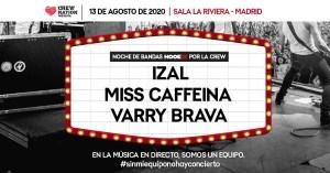 IZAL, MISS CAFFEINA Y VARRY BRAVA @ Sala La Riviera
