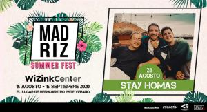 STAY HOMAS (MADRIZ SUMMER FEST) @ WiZink Center