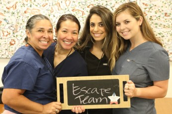 Escape Room Nurses
