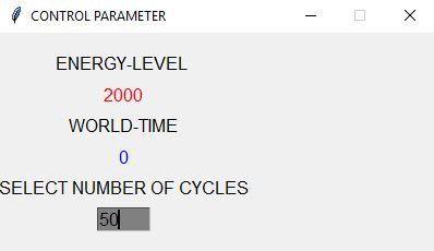 AE5 - Control Window Asking for Number of Cycles to Run