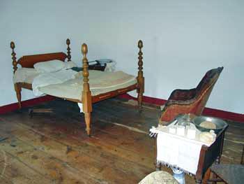 Jackson Death Room