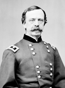Major General Daniel Sickles