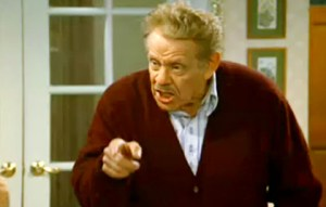 The founder of Festivus Frank Costanza.