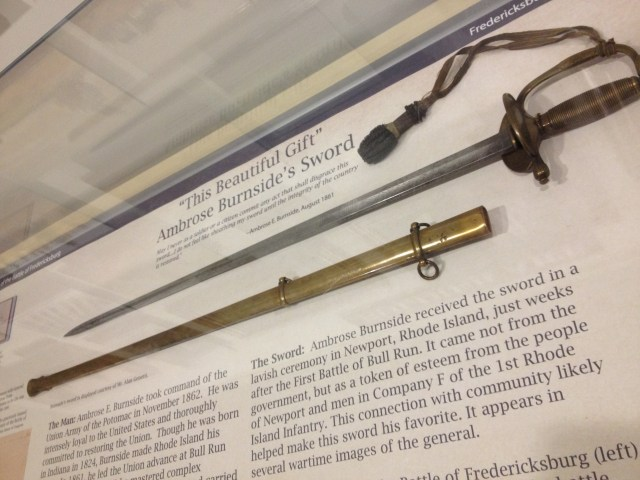 Burnside's Sword