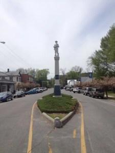 Confederate Memorial Tappahannock, Virginia