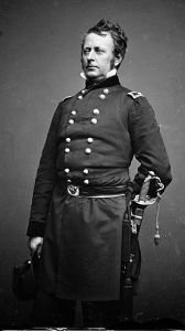General Joseph Hooker, who despite his spot in history books as the loser at Chancellorsville, did much to reform and better the Union cavalry