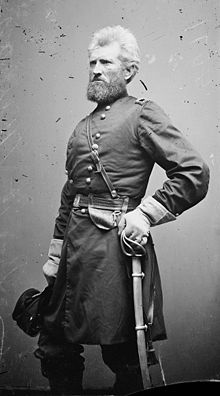 Brigadier General Robert H. Milroy
