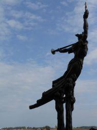 Louisiana Monument at Gettysburg