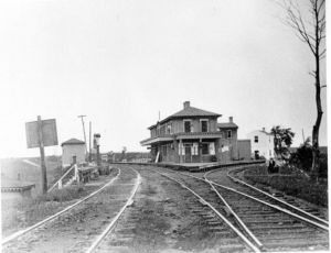 Monocacy Junction, 1873 Credit: Monocacy NPS