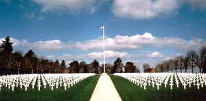 Somme Cemetery Panoramic