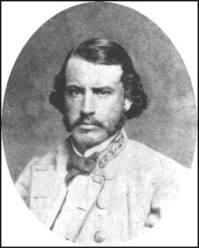 Confederate Brigadier General Frank Crawford Armstrong