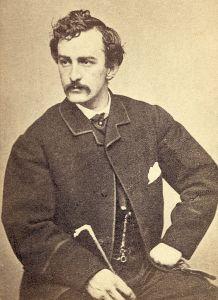 Actor/Assassin John Wilkes Booth