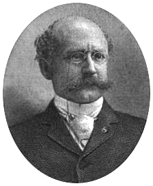 Post war picture of Captain Henry Bingham