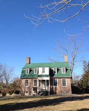 "The Shelton house, ""Rural Plains"""