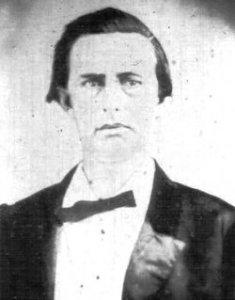 Colonel Charles McDaniel. Photo Credit: Ed Elstan; www.findagrave.com