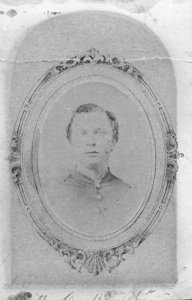 Lieutenant George O. French, 1st Vermont Heavy Artillery