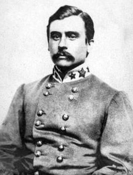 """Brigadier General George """"Maryland"""" Steuart"""