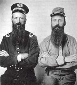 Calvin and James Walker