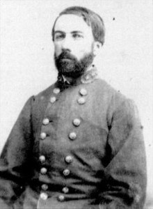 General Daniel Harvey Hill.